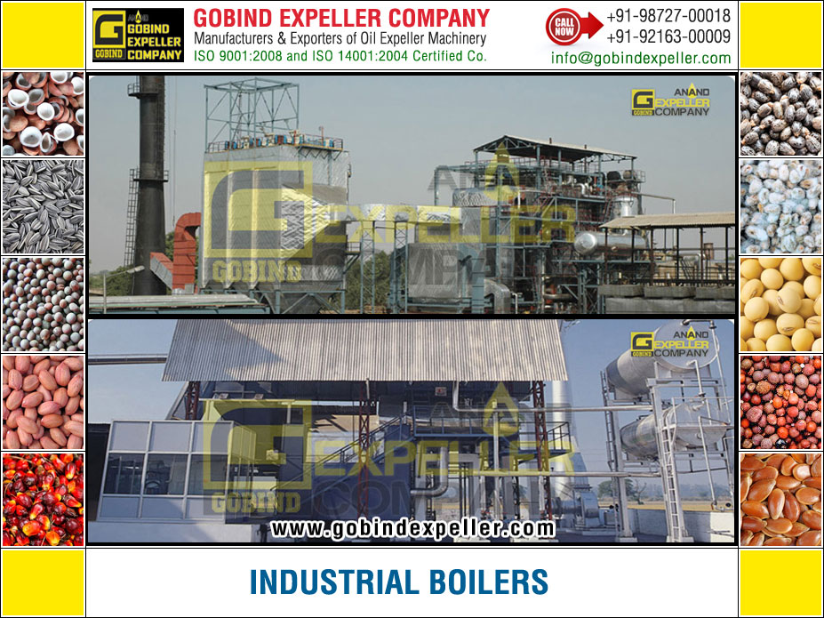 Industrial Boilers manufacturers exporters suppliers Sellers Distributors Dealers in India Punjab Ludhiana