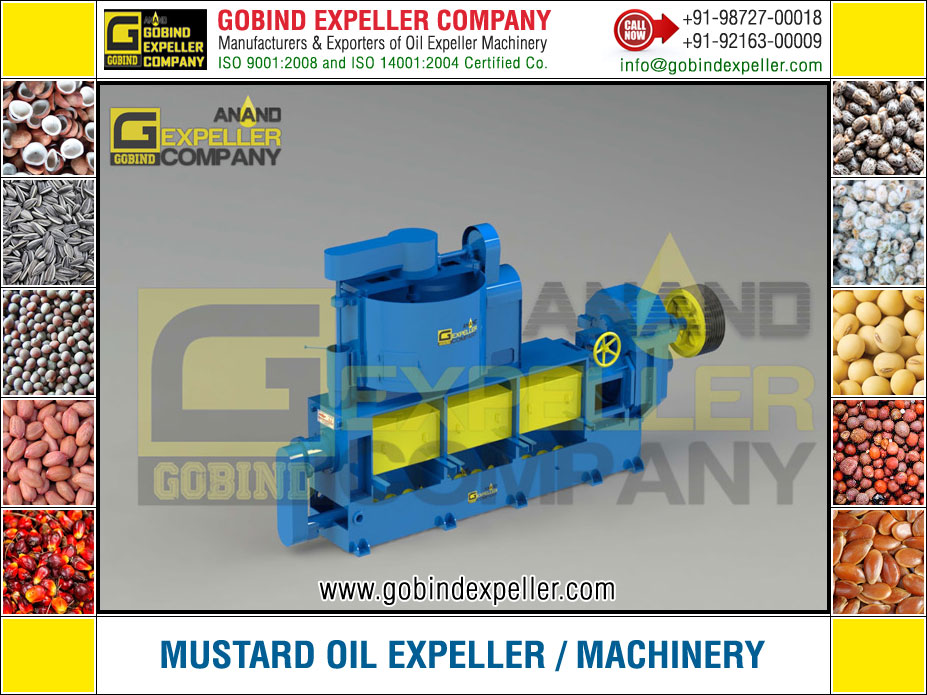 Mustard Oil Expeller Machine manufacturers exporters suppliers Sellers Distributors Dealers in India Punjab Ludhiana