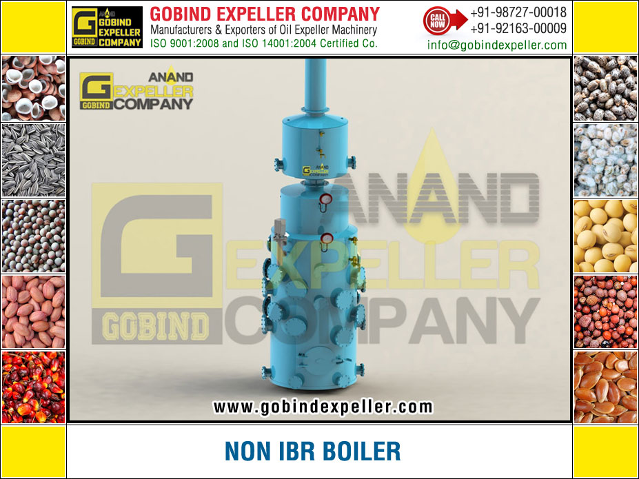 Non IBR Boiler manufacturers exporters suppliers Sellers Distributors Dealers in India Punjab Ludhiana
