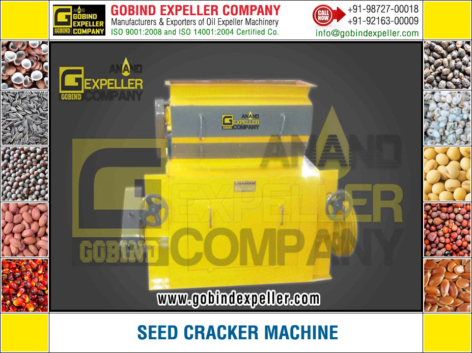 Seed Cracker Machine manufacturers exporters suppliers Sellers Distributors Dealers in India Punjab Ludhiana