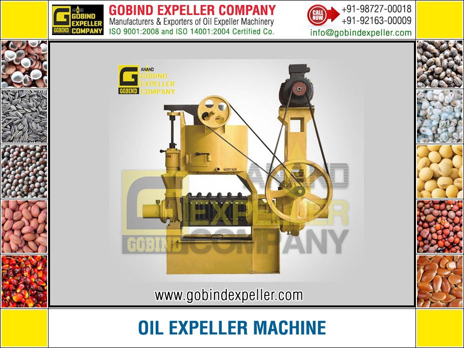 Oil Expeller Machine manufacturers exporters suppliers Sellers Distributors Dealers in India Punjab Ludhiana