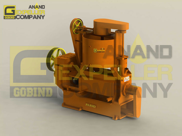 stellar series oil expeller - heavy oil mill machinery manufacturers india