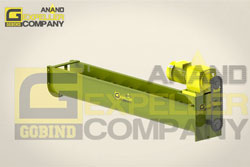 material handling machines - screw conveyors, redler conveyors manufacturers in india, punjab ludhiana